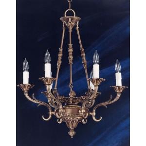 lampara de bronce grf