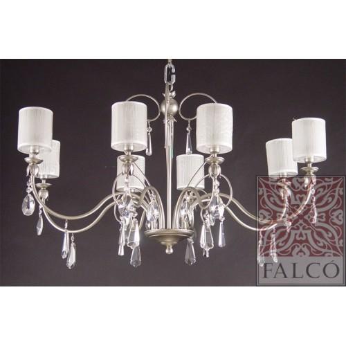 Lampara con cristal lampara de cristal for Lamparas estilo contemporaneo