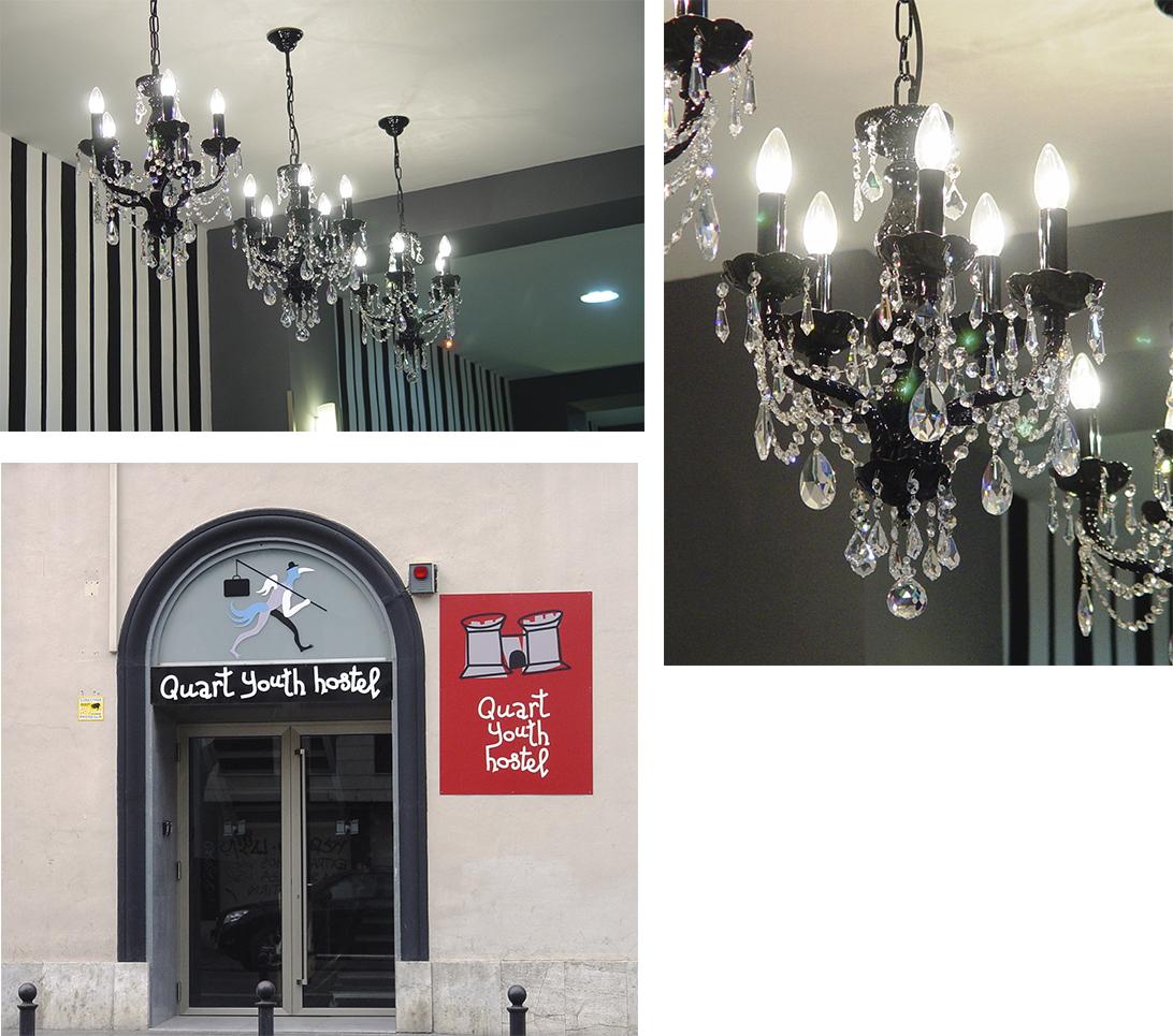 Lamparas falc fabrica de lamparas proyectos - Fabrica de lamparas en valencia ...
